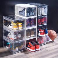 Kotak Sepatu Premium Shoe Box DIY 36x26x19 ORI kualitas super LE HOME