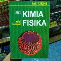 Kimia Fisika edisi 4 jilid 2 - P.W. Atkins