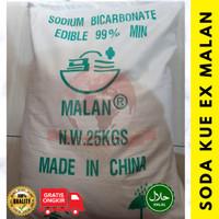 Soda Kue / Sodium Bicarbonate 1 kg/ Baking Soda Food Grade