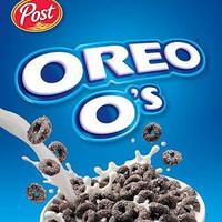 Sereal Oreo Post Oreo O'S Cereal 311gr
