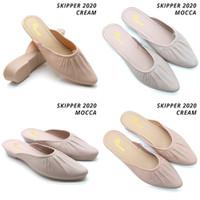 Sandal Selop Wanita - Sandal Selop Karet Jelly Wanita Skipper 2020