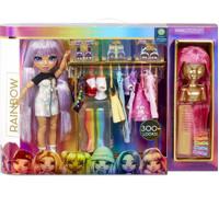 Rainbow High Doll Avery Styles 300 Looks Original MGAE