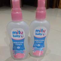 Mitu Baby cologne sweet pink 100ml