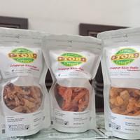 Keripik jamur - BBQ