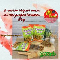 Cakalang Asap Suwir 125 gr Kemasan Vakum HO Kitchen