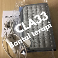Electric Pad bantal pemanas..bantal terapi rematik & syaraf kejepit