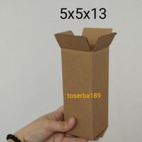 kardus box packing uk 5x5x13