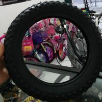 Ban Luar Sepeda Ukuran 12 MS Deli Tire