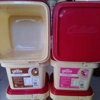 Murah-Ember Bekas Adonan Cake and Bakery /Ice Cream kcl kotak 5 Kg