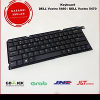 Keyboard Dell Vostro 5460 V5460 5470 V5470 5480 V5480 14-5439