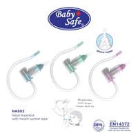 Baby Safe Baby Nasal Aspirator NAS02 Penyedot Ingus Bayi Anak