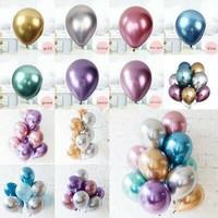 Balon Chrome Lateks 12inch asli chrome