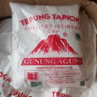 Tepung Tapioka Cap Gunung Agung 500g / Tapioca Flour