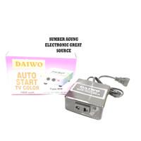 Daiwo Auto Start TV Color 1000W Inverator Soft Start Berkualitas