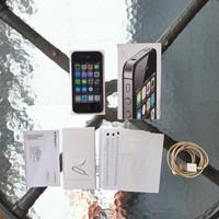 apple iPhone 4s Trikomsel iBox 8gb Second Terawat