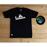 Kidspring Kaos Anak Balap Vespa [BISA COD] Baju Anak Atasan Anak Laki