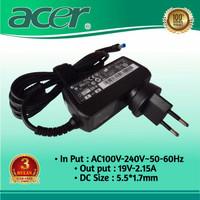 Adaptor Charger Original Acer Aspire One 521 522 532 722 725 D260 D257
