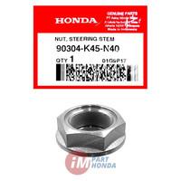 90304-K45-N40 Mur Komstir Nut Steering Stem CBR 150 R LED K45G Limite