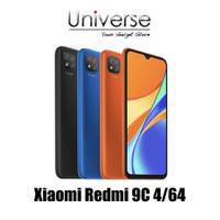 Xiaomi Redmi 9C 4/64 GB - Garansi Resmi Xiaomi Indonesia
