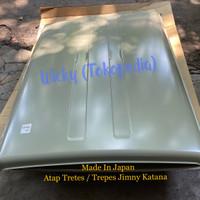 Panel Roof Atap Tretes - Trepes Jimny Katana Original SGP Japan