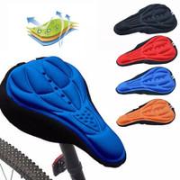 Sarung Jok Sepeda / Cover Saddle Seat 3D Silikon Gel Empuk Universal