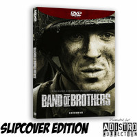 DVD - Film BAND OF BROTHERS edisi BOX SET COMPLETE