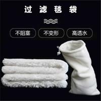 Filtersock Bahan Wool (Pengganti Kapas Akuarium) Khusus Sump Filter