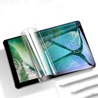 iPad Pro 9.7 10.5 11 12.9 Hydrogel Hydro Gel Antigores Screenguard Ori - iPad Pro 9.7