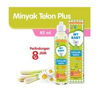 Minyak Telon My Baby 85ml