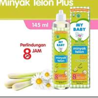 Minyak Telon My Baby 145ml