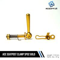 ACE SEATPOST CLAMP SP02