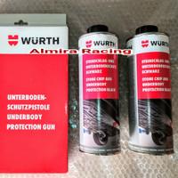 Gravel Throw Underbody Protection Wurth (Anti karat kolong mobil)