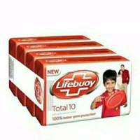 LIFEBUOY SABUN BATANG RED 110gr x 4pcs