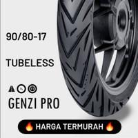 HARGA TERMURAH !!! FDR TUBELESS GENZI PRO 90/80-17 Ban Motor