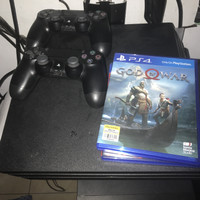 ps4 pro 1tb second