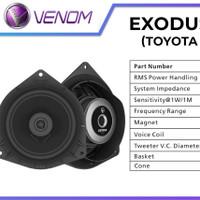 venom car audio speaker coaxial exodus toyota