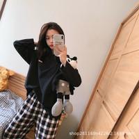 Piyama Panjang 335 Import Baju Tidur Remaja Wanita Anak Perempuan