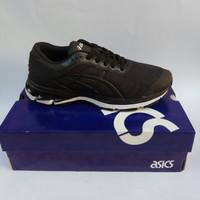 Sepatu Volly Asics Gel Pria Terbaru Murah Sepatu Voli Full Black