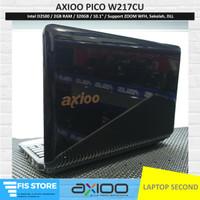 AXIOO PICO W217CU Intel D2500 /2GB/320GB HDD/10.1/Budget Notebook