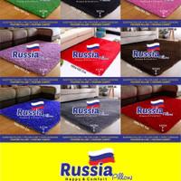 karpet bulu rasfur 103x160 tebal 5cm