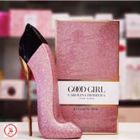 PARFUM CAROLINA HERRERA GOOD GIRL FANTASTIC PINK WOMEN EDP 80 ML (ORI)