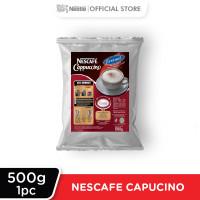 NESTLÉ - Nescafe Cappuccino Caramel Era 500gr