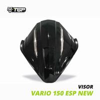 Variasi Aksesoris Honda Vario 150 ESP New / Visor Vario ESP New TGP