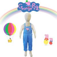 Dreamdoo Jumper Tema George Peppa Pig - Kostum Karakter Anak