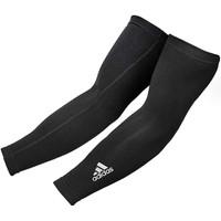 Compression Arm Sleeves Adidas Black (1 PAIR / 1 Pasang) - ORIGINAL