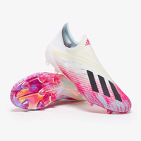 SEPATU BOLA MURAH TERBARU Adidas X 19+ White Shock Pink - Soccer