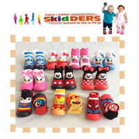 SKIDDERS / SEPATU BAYI ANTI SLIP / SKIDDER ANAK / SKIDDER Baby Shoes