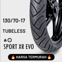 HARGA TERMURAH !!! FDR TUBELESS SPORT XR EVO 130/70-17 Ban Motor