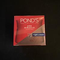 Ponds age miracle night cream 10 gram