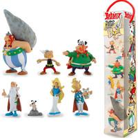 asterix obelix getafix dogmatix vitalstatistix falbala figure